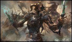 Dark Army by thiennh2 on DeviantArt