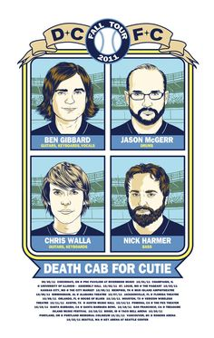 """You Are a Tourist"" is a song by indie band 'Death Cab for Cutie' formed in Bellingham in 1997. The song was released as the first single from  their seventh album 'Codes and Keys' (2011). The single topped the Alternative Songs chart for the week, becoming the first 'Death Cab for Cutie' single to do so."