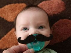 Funny Mustache | funny moustache baby