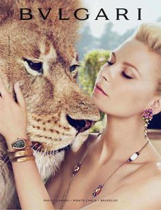 Bvlgari S/S 2012: Kirsten Dunst by Mert and Marcus     oh this is precious <3