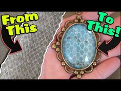 How to Turn your Reptile's Shed Skin into Jewelry! How to Turn your Reptile's S. - How to Turn your Reptile's Shed Skin into Jewelry! How to Turn your Reptile's Shed Skin into J - Reptiles, Lizards, Skin Craft, Snake Shedding, Craft Shed, Pet Snake, Snake Skin, Diy Jewelry Holder, Jewelry Box