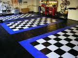 What is modular garage flooring? Why Motofloor garage tiles are getting so popular? What are their advantages compared to other types of garage flooring? Rubber Garage Flooring, Epoxy Garage Floor Coating, Garage Floor Mats, Garage Floor Coatings, Epoxy Floor, Vinyl Flooring, Tile Floor, Kitchen Flooring, Solid Surface