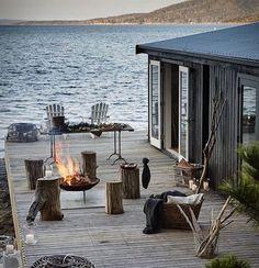 Your very own dream island hide-away | my scandinavian home | Bloglovin'