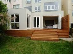 contemporary decking - Google Search