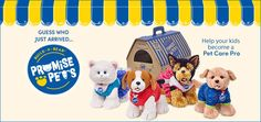 Build-A-Bear Workshop Coupons: Promise Pets, $15 Off $50, Free Shipping