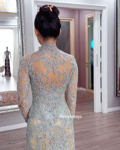 ...sneakpeek  #weddingdress #bride #kebaya #backdetail #pengantin