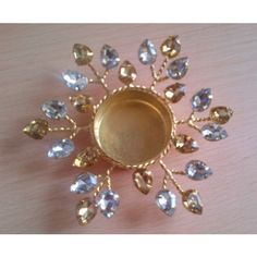 Decorative crystal diya - Online Shopping for Diyas and Lights by SMARTMARTSHOPPEE