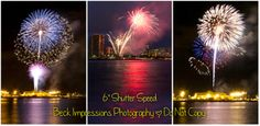 Tutorial: How to Photograph 4th of July Fireworks | Beck Impressions Photography