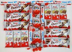 1 Box de 31 chocolats Kinder à gagner ! - Mes échantillons Gratuits