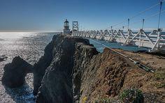 California -- Marin County -- Point Bonita Lighthouse