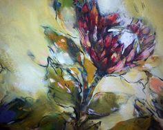 Fresh protea by Liesel Brune