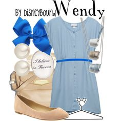 """Wendy"" by lalakay on Polyvore-Sigh."