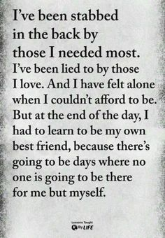 Are you searching for lessons learned quotes?Browse around this website for unique lessons learned quotes inspiration. These entertaining quotes will you laugh. Life Quotes Love, Woman Quotes, Wisdom Quotes, Quotes To Live By, Trust No One Quotes, Sayings About Trust, Quotes About Support, Family Quotes And Sayings, Quotes About Fake People