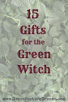 Green Witch Gifts Wondering what to get for the green witch in your life? here's a list of books and products for your favorite green witch. forest witch, gifts for green witches, green witchcraft for beginners, herb properties, herb magic Witchcraft Symbols, Witch Symbols, Witchcraft Books, Green Witchcraft, Wiccan Spells, Magick, Wiccan Magic, Magic Spells, Yerba Mate