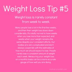 Weight Loss Tip #5