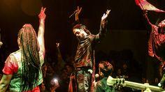 Veja o que os nova-iorquinos Wore a lotação esgotada de Damian Marley…