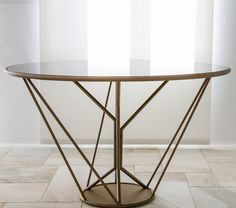 round table design: eleftherios ambatzis Objects, Table, Furniture, Design, Home Decor, Decoration Home, Room Decor, Tables