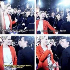 Joshifer. Jennifer Lawrence and Josh Hutcherson