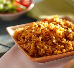 Meatless Monday – Spanish Rice