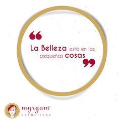 #Eres #Belleza #frases #CremasMyryam