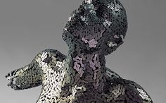Seo Young Deok's Incredible Chain Sculptures