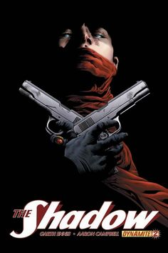 Jae Lee! (fantastic cover for THE SHADOW)