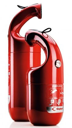 The Firephant – fire extinguisher, GPBM Nordic, design by Lars Wettre and Jonas Forsman.