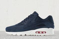 Nike iD 'Indigo' Pack: Air Max 1, Air Max 90, Air Force 1 & Air Huarache - EU Kicks: Sneaker Magazine