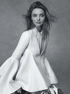 Miranda Kerr for Vogue Australia July 2014 by Nicole Bentley