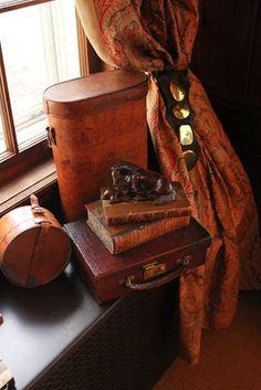 The Polohouse: Horse Brasses Repurposed