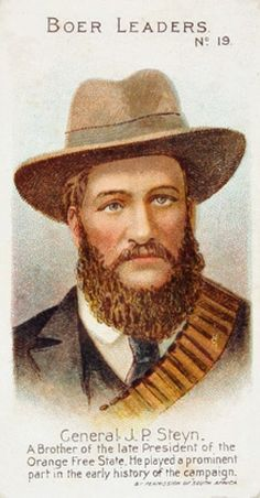 Anglo Boer War - Taddy's cigarette cards Boer Leaders - Page 2 - Boer War Forum Union Of South Africa, Nike Wallpaper, Tactical Survival, Toy Soldiers, African History, Educational Activities, Military History, Family History, Vintage Posters