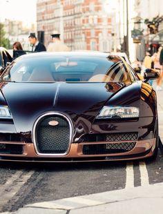 Bugatti Veyron Rembrant