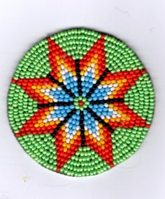 Ojibwe Custom Beadwork is awesome! Please check them out...