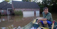 Help Flood Victims in Louisiana