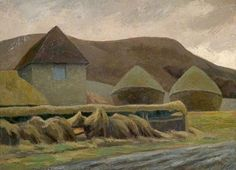 The Sussex Downs / Roger Eliot Fry