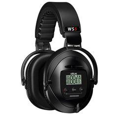 XP Deus Headphones (Version Software) - Detecnicks Ltd Cordless Headphones, Metal Detecting, Headset, Software, Headphones, Headpieces, Hockey Helmet, Ear Phones
