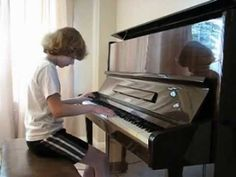How the River Flows - Original composition by Adam Kulju (10 yrs old)