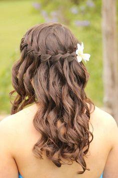 Salon Sabrina prom up-do 2012