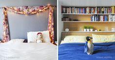 15 ideias para deixar o seu quarto mais acolhedor