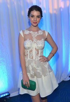 Adelaide Kane - People's Choice Awards Afterparty