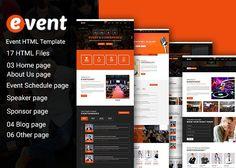 Free HTML5 Admin Template