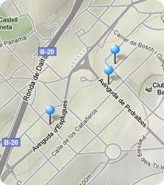 Esade Campus Pedralbes Barcelona