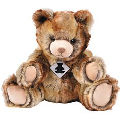 Peluche Ours Muscade (40 cm) - Histoire d'Ours