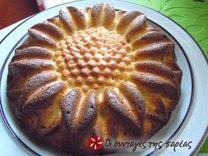 Κέικ μανταρινιού με έντονο άρωμα #sintagespareas
