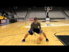 Chris Paul Drill: Keys to a Quicker Handle Basketball Plays, Basketball Workouts, Basketball Skills, Basketball Coach, Basketball Drawings, Basketball Hoop, Basketball Training Equipment, Proper Running Technique, Workout Exercises