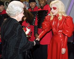 LCF BA Costume for Performance alumna Atsuka was the fashion brain behind Lady Gaga's infamous red latex dress