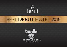 #FirstAward #BestDebutHotel2016 #TheIbnii_Coorg #Thankful