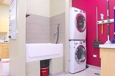 Bathing and laundry room | Hospital Design
