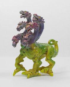 Monster In My Pocket 13 Hydra (2) 2nd Gen RPG D&D Toy Figure