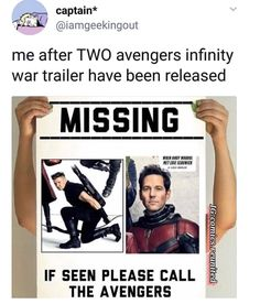 From my understanding Ant-Man won't be in Infinity War because his 2nd movie takes place at the same time, I'm not sure about Clint though ....
